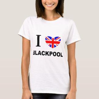 I Heart Blackpool. T-Shirt