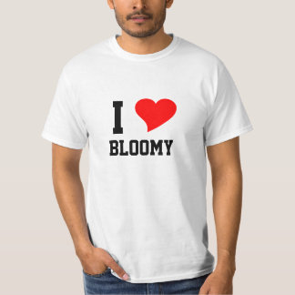 I Heart BLOOMY T-Shirt