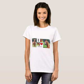 I (HEART) BOGO Colts T-Shirt