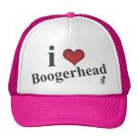 i heart boogerhead cap