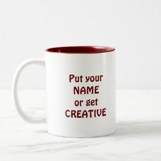 I Heart Books! I Love Books! (Scribbled Lines) Coffee Mug