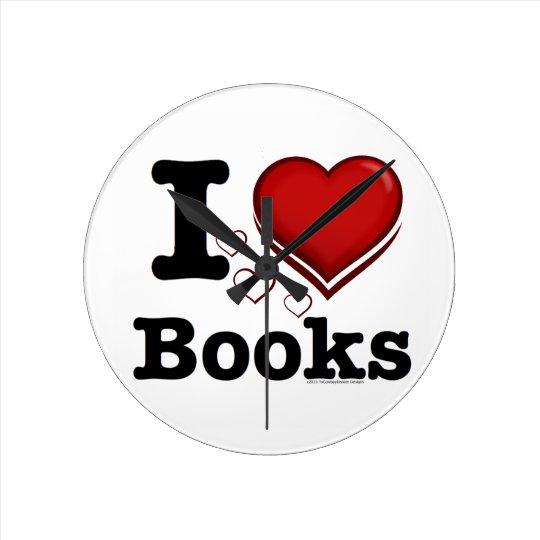 I Heart Books! I Love Books! (Shadowed Heart)
