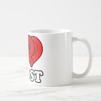 I Heart Boost Coffee Mug