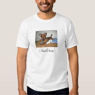 i [heart] bowie shirts