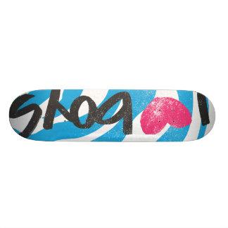 I Heart Boys Custom Skateboard