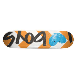 I Heart Boys Skateboard Decks