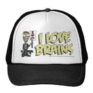 I Heart Brains 2 Cap