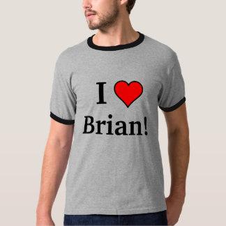 I heart Brian! Shirt