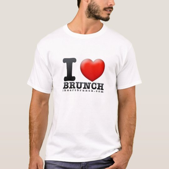 I Heart Brunch T-shirt