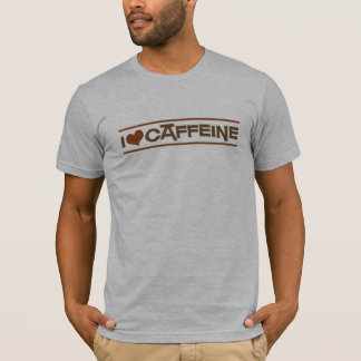 I Heart Caffeine T-Shirt