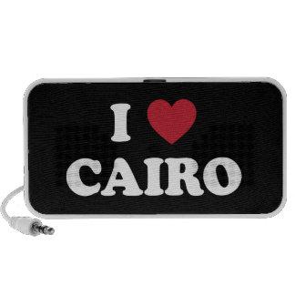 I Heart Cairo Egypt iPod Speaker