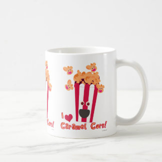 I Heart Caramel Corn! Coffee Mug