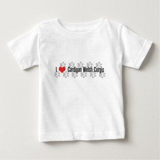 I (heart) Cardigan Welsh Corgis T-shirts