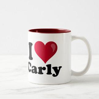 I Heart Carly Fiorina Mug