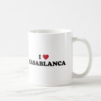 I Heart Casablanca Morocco Coffee Mug