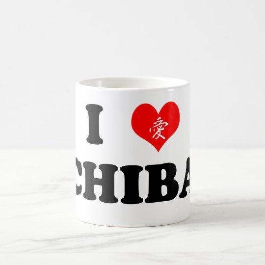 I Heart Chiba Mug