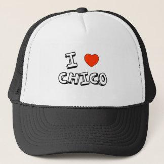 I Heart Chico Trucker Hat