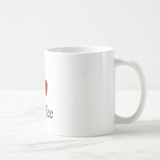 I Heart Coffee_Coffee Mug (Plain Wht)