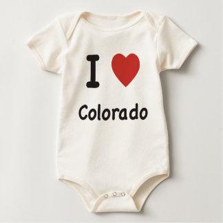 I Heart Colorado - Baby T-shirt