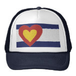 I heart Colorado Flag Products! Cap
