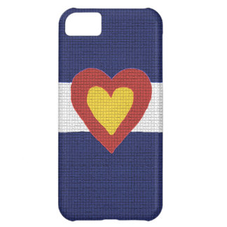 I Heart Colorado Flag Products! iPhone 5C Case