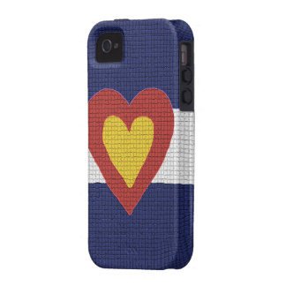 I Heart Colorado Flag Products! iPhone 4 Covers