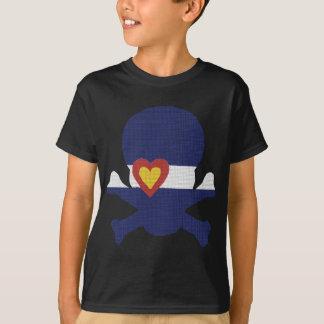 I Heart Colorado Skull! T-Shirt