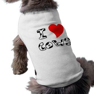 I Heart Cows Shirt