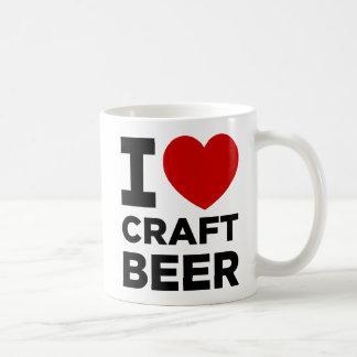 I Heart Craft Beer Mugs