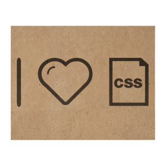 I Heart Css Papers Cork Paper