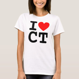 I Heart CT Shirt