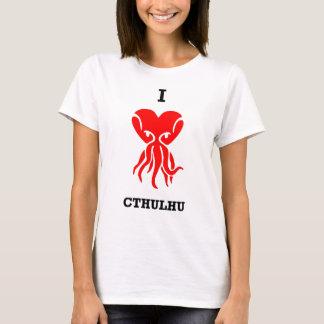 I HEART CTHULHU T-Shirt