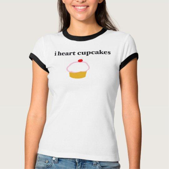 i-heart-cupcakes T-Shirt