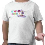 I Heart Daisy Duck T Shirt