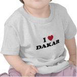 I Heart Dakar Senegal Shirts