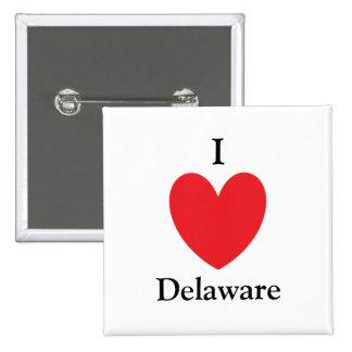 I Heart Delaware Button