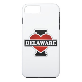 I Heart Delaware iPhone 7 Plus Case