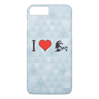 I Heart Derby Races iPhone 7 Plus Case