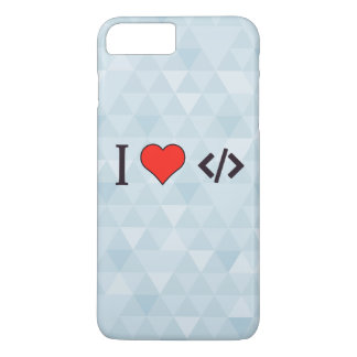 I Heart Designing My Own Software iPhone 7 Plus Case