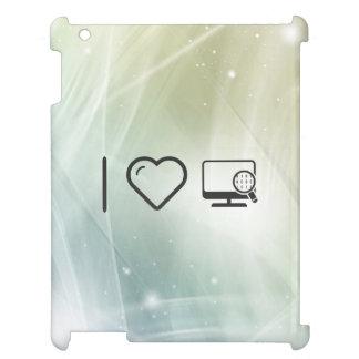 I Heart Desktop Scans Case For The iPad 2 3 4