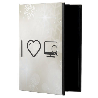 I Heart Desktop Scans iPad Air Cases