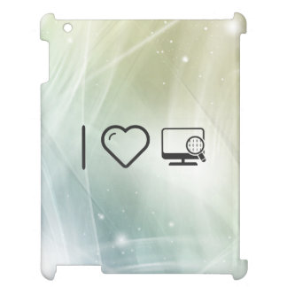 I Heart Desktop Scans Case For The iPad 2 3 4