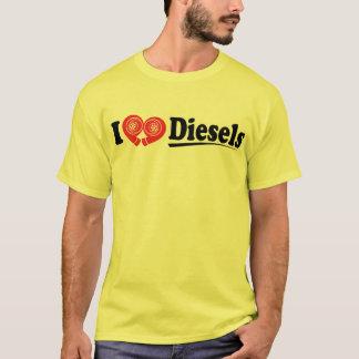 I Heart Diesels Shirt