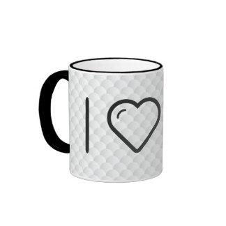 I Heart Disk Backups Ringer Mug
