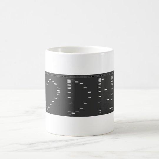 I heart DNA gel Coffee Mug