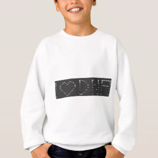 I heart DNA gel Sweatshirt