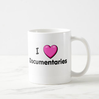 I Heart Documentaries Mug