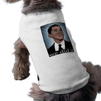 i heart dogs sleeveless dog shirt