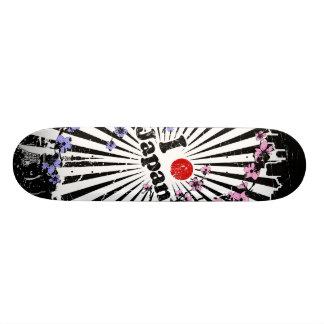 I heart (dot) Japan 21.6 Cm Old School Skateboard Deck