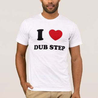 I Heart Dub Step T-Shirt
